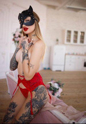 Anna Escort Model