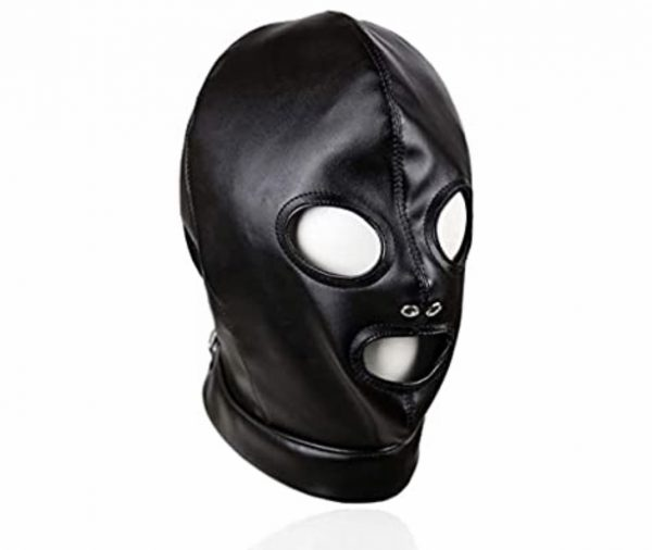 Erotic Leather Mask