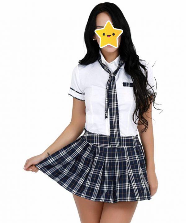 Schoolgirl costume1