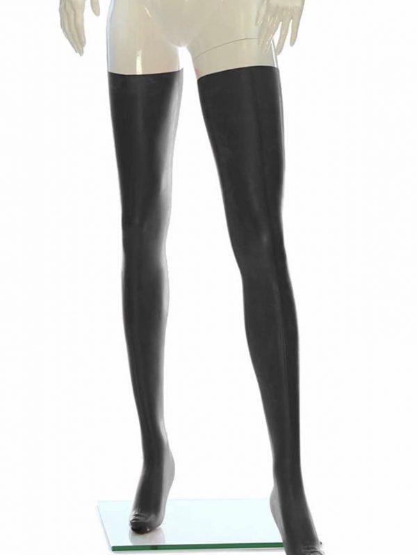 Latex Long Stockings2