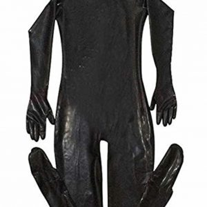 Men Sexy Leather Costume