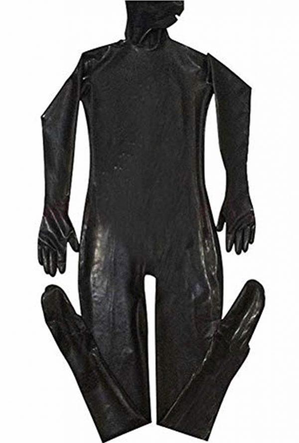 Men Sexy Leather Costume