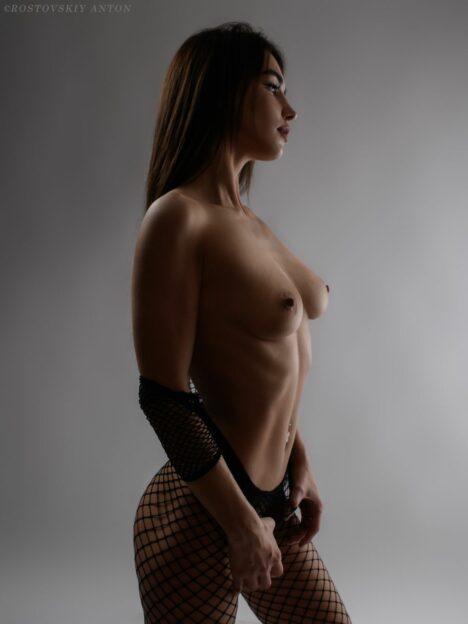 Private Model Kristina