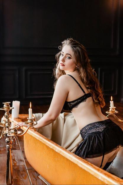 Escort Model Lily