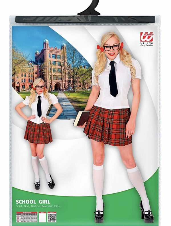 Costume School Girl